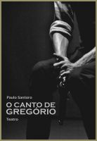Cover for 'O canto de Gregório'