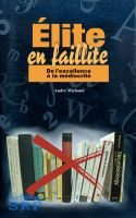 Cover for 'Élite en faillite'