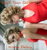 Cover for 'Small Town Girls'
