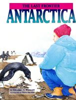 Cover for 'Antarctica - the Last Frontier'