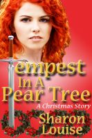 Cover for 'Tempest In A Pear Tree: A Christmas Story'