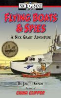 Cover for 'Flying Boats & Spies'