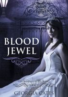 Cover for 'Blood Jewel (The Vampire Agápe Series #2)'