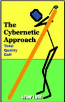 Cover for 'THE CYBERNETIC APPROACH Total Quality Golf'