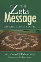Cover for 'The ZETA Message: Connecting All Beings in Oneness'