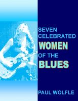 Cover for 'Seven Celebrated Women of the Blues'