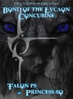 Cover for 'Bond of the Lycaon Concubine'