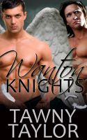 Cover for 'Wanton Knights An Erotic Menage Shapeshifter Novella'