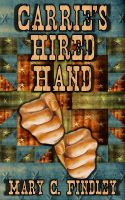 Cover for 'Carrie's Hired Hand'