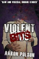 Cover for 'Violent Bits: A Horror Sampler'