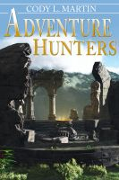 Cover for 'Adventure Hunters'