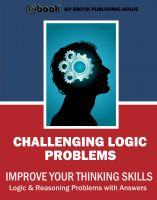 Cover for 'Challenging Logic Problems'