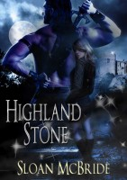 Cover for 'Highland Stone'