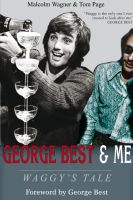Cover for 'George Best & Me'