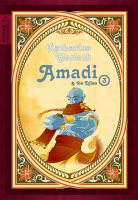 Cover for 'Amadi and the Djinn'