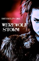 Cover for 'Werewolf Storm'