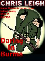 Cover for 'Daring In Burma'