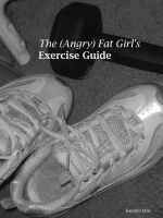 Cover for 'The (Angry) Fat Girl's Exercise Guide'