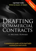 Michael Howard - Drafting Commercial Contracts - Vocabulary Series