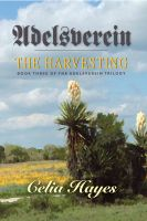Cover for 'Adelsverein: Book Three - The Harvesting'