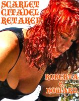 Cover for 'Scarlet Citadel Retaken'
