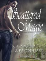 Cover for 'Scattered Magic'