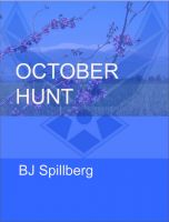 Cover for 'October Hunt'