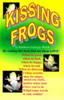 Cover for 'Kissing Frogs'