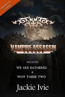 Cover for 'Medieval 2-Pack: Vampire Assassin League'
