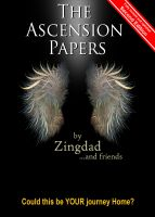 Cover for 'The Ascension Papers'