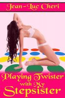 Cover for 'Playing Twister with My Stepsister'