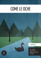 Cover for 'Come le oche'