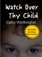 Cover for 'Watch Over Thy Child'
