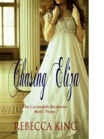 Cover for 'Chasing Eliza'