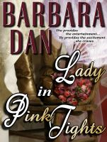 Cover for 'Lady in Pink Tights'
