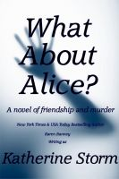 Cover for 'What About Alice?'