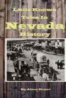 Cover for 'Little Known Tales in Nevada History'