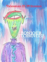 Cover for 'Bonjour Technoverse'