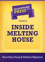 Cover for 'Inside Melting House'