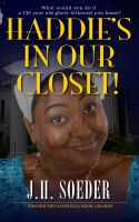 Cover for 'Haddie's in Our Closet!'