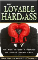 Cover for 'The Lovable Hard-ass'