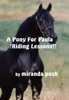 Cover for 'A Pony For Paula'