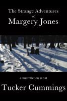 Cover for 'The Strange Adventures of Margery Jones'