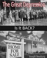 Cover for 'The Great Depression - Is it Back?'