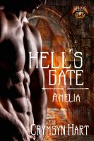 Cover for 'Hell's Gate: Amelia'
