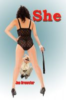 Cover for 'She: A Flash Fiction BDSM Tribute'