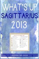 Cover for 'What's Up Sagittarius 2013'