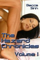 Cover for 'The Hazard Chronicles - Forbidden Lusts (Books 1 - 9)'