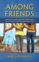 Cover for 'Among Friends'