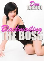 Cover for 'Blackmailing The Boss'